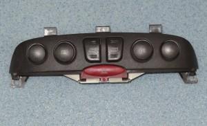 panel awaryjne przyciski do opuszcznia szyb Fiat Punto II bez city i halogenów