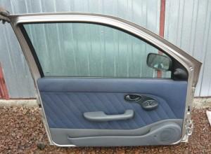 szyba drzwi lewa Fiat Palio wersja 3- drzwiowa