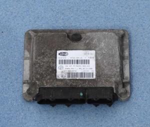 komputer Fiat Panda 1,1 IAW 4AF.PP 55187374