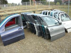 drzwi lewe przednie Fiat Palio Siena