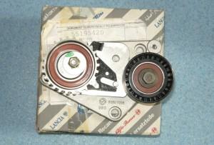 napinacz rozrzšdu, rolka Alfa Lancia nowy oryginalny 55195420