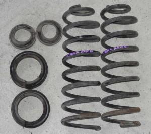 sprężyny tylne Lancia Lybra kombi