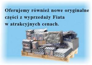kolektor wydechowy częœć nowa oryginalna nr kat 46400319