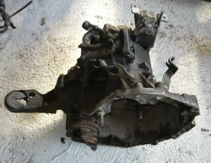 Fiat Seicento 1,1 Mpi skrzynia biegów na mokre półosie