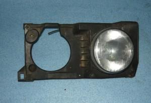 lampa przednia reflektor podstawka Fiat Ritmo prawy