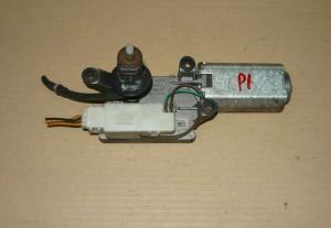 Fiat Punto 1 I silniczek wycieraczki tył wycieraczek tylny