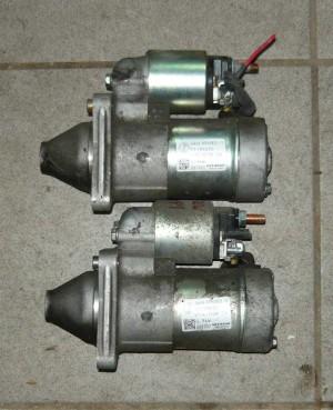 rozrusznik Hitachi Fiat Grande Punto 1,2 8V numer 51832951