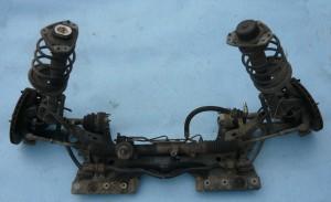 Lancia Lybra belka przednia kołyska sanki rama