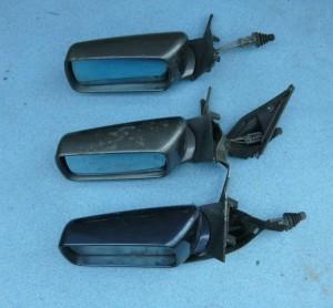 Lusterko Lancia Delta Dedra lewe manualne