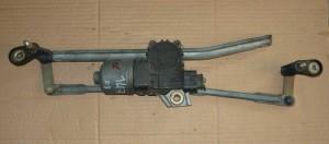 Alfa Romeo 147 silniczek wycieraczek z uszkodzonym mechanizmem