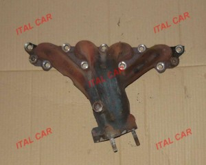 Kolektor wydechowy Fiat Punto 1,2 16V