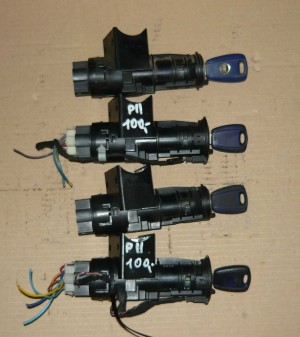 stacyjka + kluczyk Fiat Punto 2 II