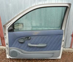 szyba do drzwi prawych Fiat Palio wersja 3- drzwiowa