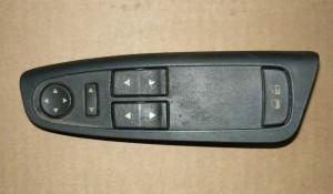 panel przyciski szyb i sterowanie lusterek Fiat Stilo