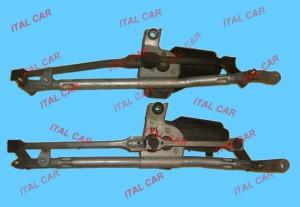 Fiat Punto I silniczek wycieraczek kompletny