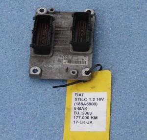 komputer Fiat Stilo 1,2 16V 0261207086