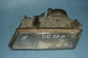 lampa przednia reflektor Lancia Dedra lewy