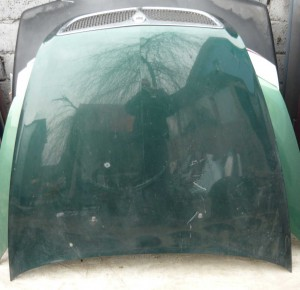 Maska pokrywa silnika + atrapa Lancia Lybra