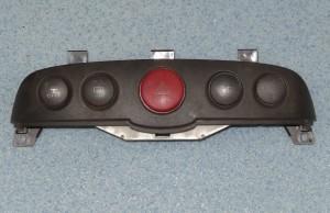 panel awaryjne Fiat Punto II city bez szyb i halogenów