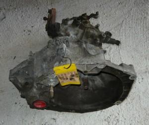 Fiat Cinquecento 1,1 Sporting skrzynia biegów uszkodzona