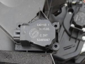 silniczek nagrzewnicy Alfa Romeo 156 147 52495065 52495066 52495067