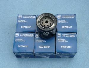 filtr oleju Fiat Alfa 1,7 D TD 1,9 D TD numer 60796501