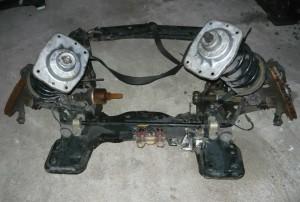 zawieszenie przednie Lancia Phedra