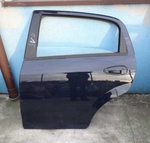 szyba drzwi Fiat Grande Punto tylna lewa