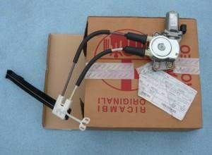 elektryczny podnoœnik szyby prawy tył nowy oryginalny Alfa 147