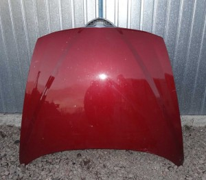 Maska pokrywa silnika Alfa Romeo 156