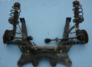Fiat 500 amortyzator przedni kompletny