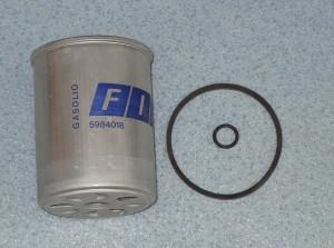 filtr paliwa Fiat Ritmo Regata diesei i turbodiesel nr. kat. 5984018