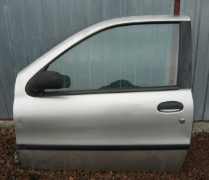 drzwi lewe Fiat Palio wersja 3- drzwiowa