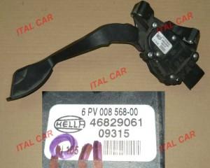 pedał gazu potencjometr Fiat Punto 2 II 3 III FL HELLA 46829061
