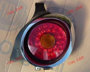Lampa tylna Alfa Romeo Mito prawa chromowana