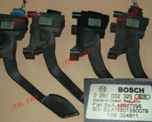 pedał gazu potencjometr Fiat Punto 2 II 3 III FL nr. BOSCH 0281002325