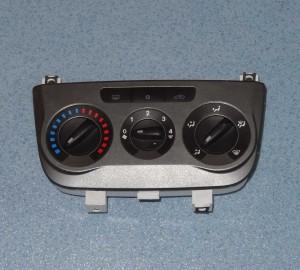 panel klimatyzacji pokrętła ogrzewania Fiat Punto Grande