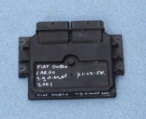 komputer Fiat Doblo 1,9 diesel 46737473