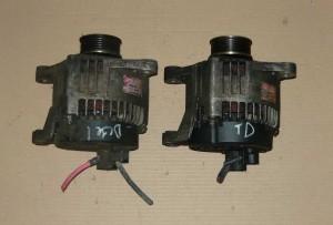 alternator Fiat Punto Palio 1,7 D TD oryginalny 63321332 85A
