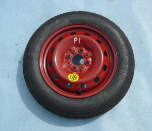 dojazdówka koło zapasowe Fiat Punto 14