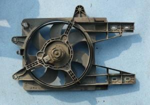 wentylator chłodnicy Fiat Punto 1,1 55KM bez klimy