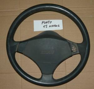 Kierownica airbag poduszka Fiat Punto jedynka 15