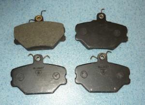klocki hamulcowe tylne Fiat Tipo, Tempra, Uno nowe oryginalne
