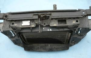pas przedni komplet z chłodnicami Fiat Stilo 1,8 3-drzwiowy