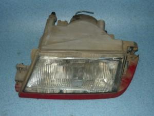 lampa przednia reflektor Alfa Romeo 33 lewy uszkodzony