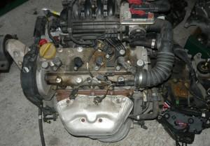 silnik 1,2 16V Lancia Ypsilon z 2005 roku, Fiat Grande Punto