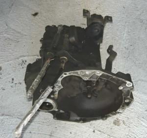 Fiat Seicento 1,1 Mpi skrzynia biegów na mokre półosie uszkodzona