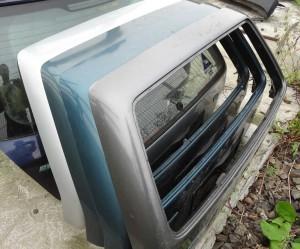 klapa tylna Fiat Uno bez szyby