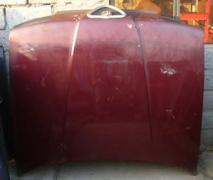 Maska pokrywa silnika Alfa Romeo 164