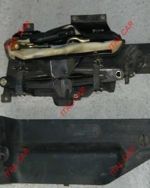 lewarek podnoœnik hak zestaw w koło zapasowe do bagażnika Fiat Palio
